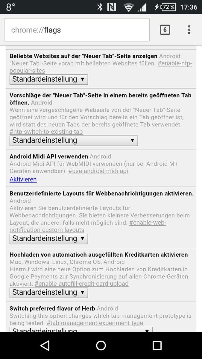 Websites deutsch