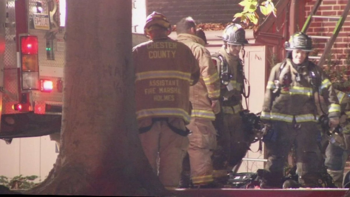 UPDATE: Woman killed in Chester Co. house fire identified 6abc -