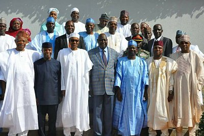 Buhari said that the newly inaugurated Presidential Committee on the North East Initiative will be funded through Federal, State and LG appropriation.