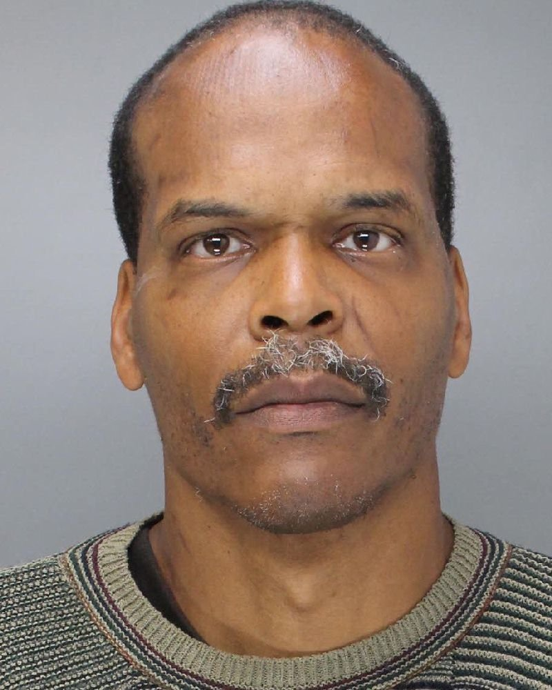 JUST IN: 50-year-old Reginald Phillips of North Broad St WANTED for vandalism of the UnionLeague stairs.