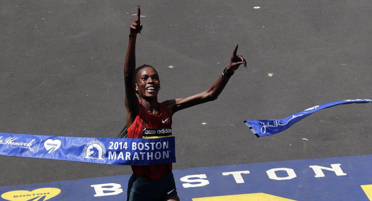 Rita Jeptoo loses 2014 Boston Marathon title for doping