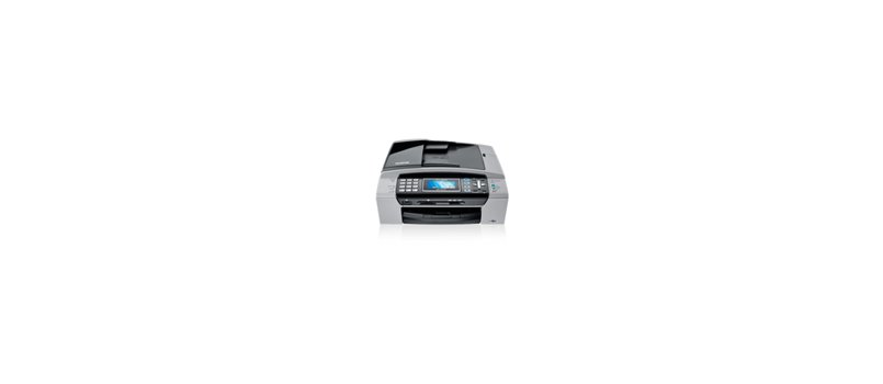 Brother mfc 490cw printer manual