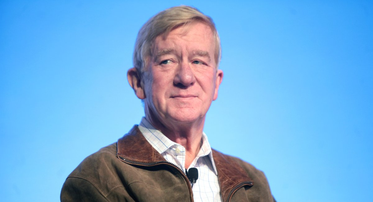 Bill Weld isn't telling you who to vote for, as long as you don't vote for Donald Trump