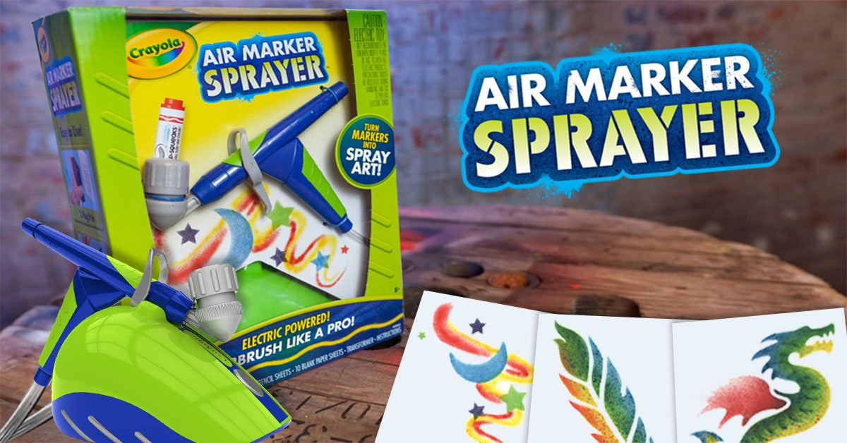 Airmarkersprayer Hashtag On Twitter