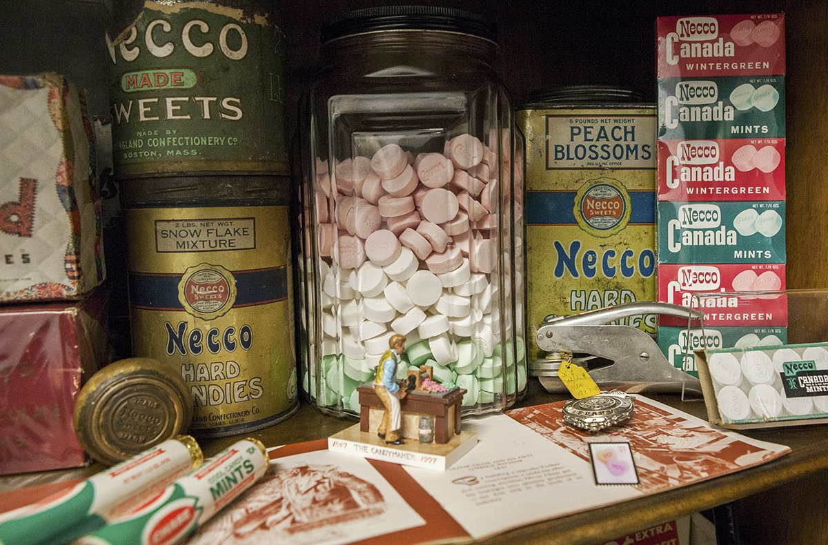 Candy on the brain? Check out this brief history of Cambridge's Confectioner's Row