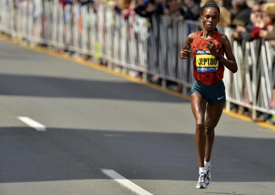 Rita Jeptoo stripped of 2014 Boston Marathon title, doping ban doubled to four years