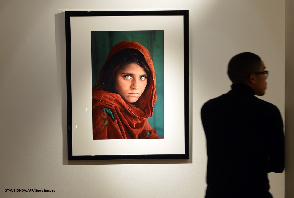 'Afghan Girl' In Iconic National Geographic Photo Arrested In Pakistan