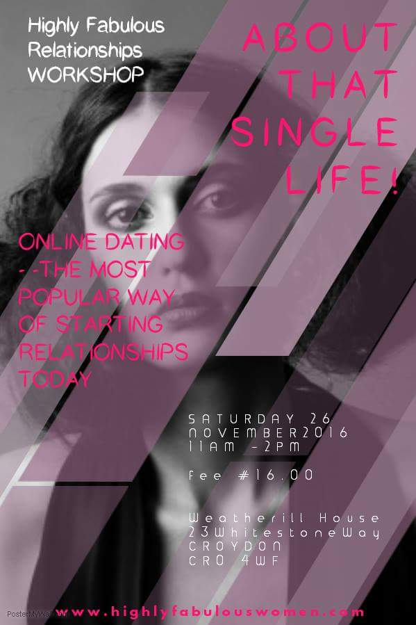 Online dating TSR
