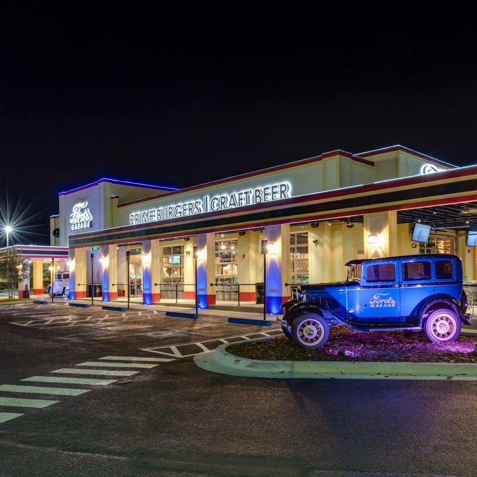 Ford S Garage Opening Three New Locations In Tampa Bay
