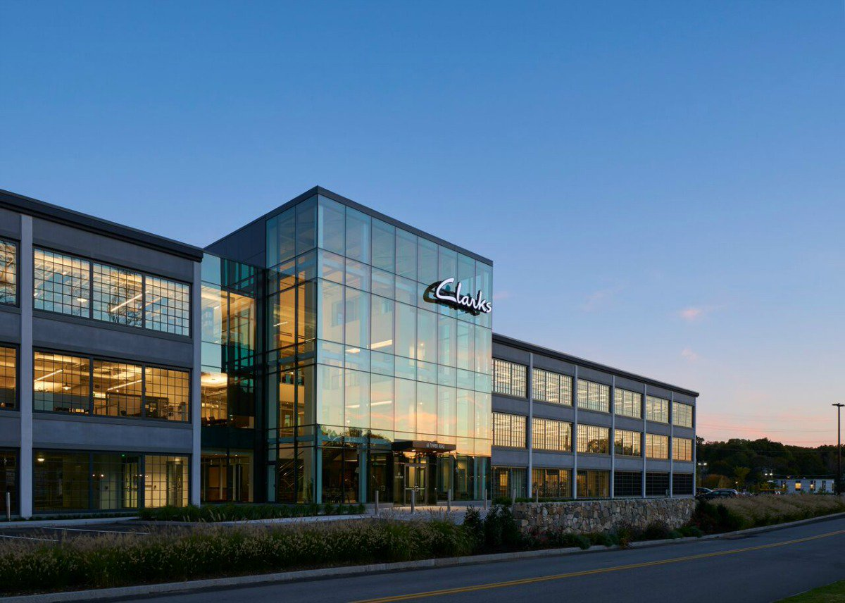 Clarks America opens its new HQ in Waltham today