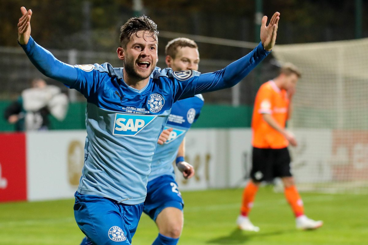 Video: Astoria Walldorf vs Darmstadt 98