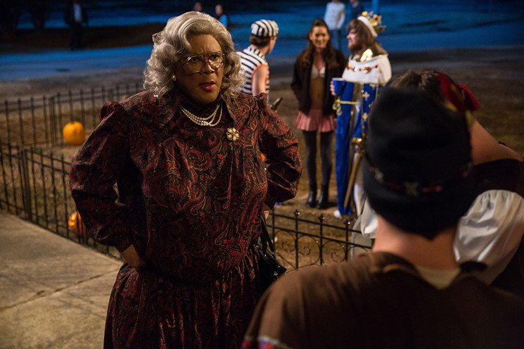 Why the Hell Is Hollywood Surprised Madea Movies Keep Making Money?