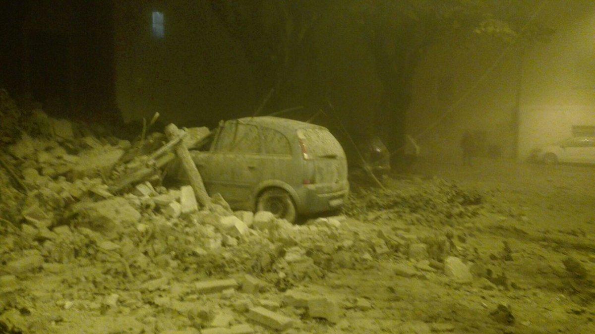 """""""Boato fortissimo"""", è un altro terremoto M4,1 in centro Italia Oggi (FOTO). Trema anche Firenze."""