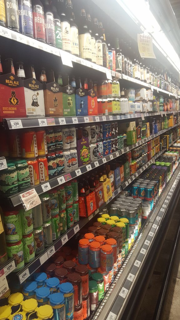 Central Market Westgate to offer 20 beers on tap starting Friday