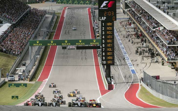 F1 in Austin: US Grand Prix was a big victory for COTA