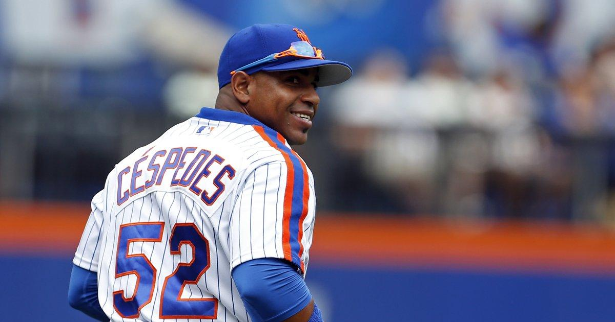 CESPEDES EXODUS! @ynscspds reportedly plans to opt out of contract