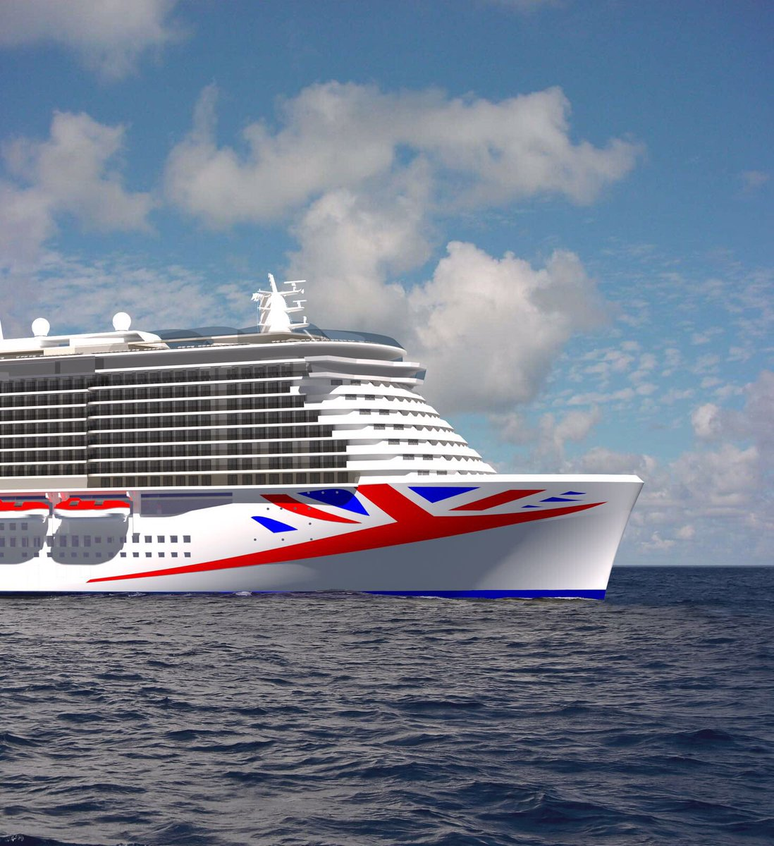 We're proud to announce that the name of our new ship, launched in 2020, will be decided by YOU our guests! https://t.co/yfnVHcEW5g