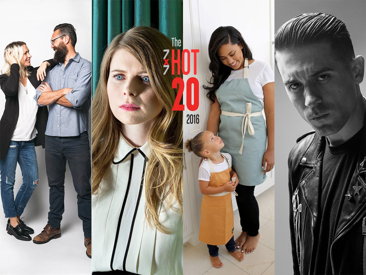 Meet the Bay Area's Hottest Movers, Shakers + Game Changers of 2016