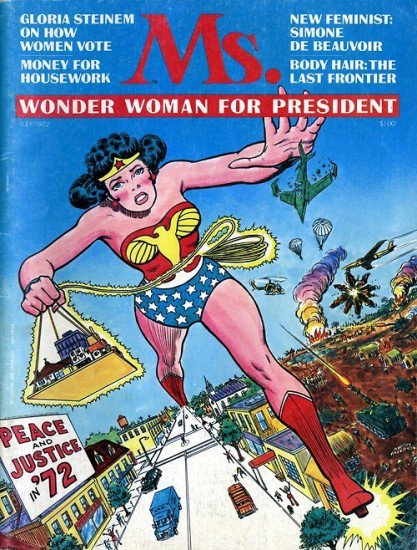 anyone who's upset about superheroes intersecting with feminist messaging are at least 44 years behind the times. https://t.co/6GtBWUpK2T