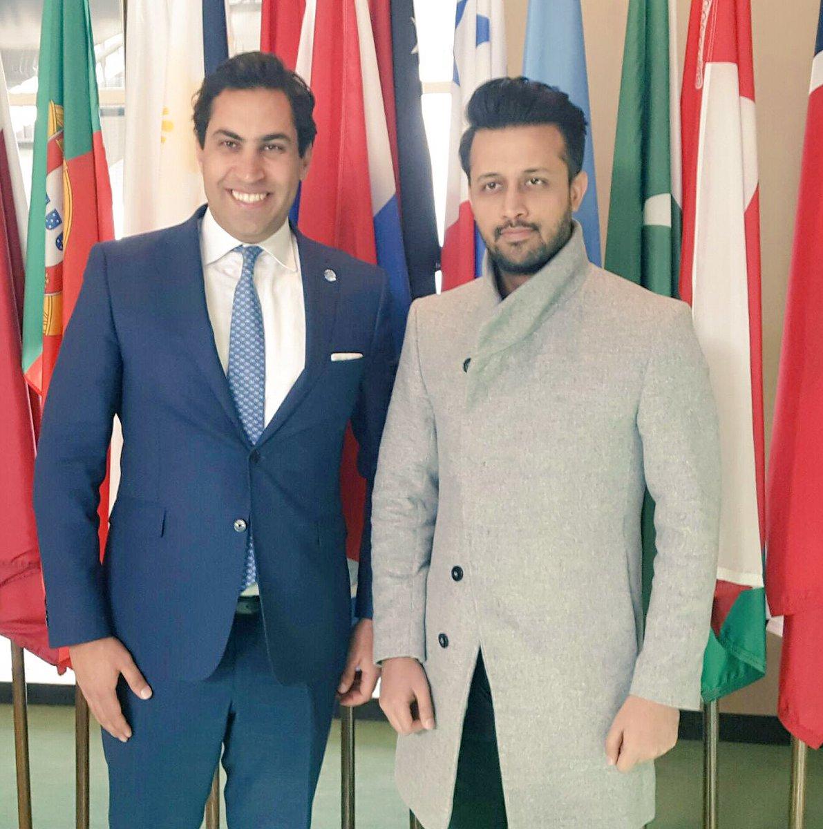 """Ahmad Alhendawi ahmad alhendawi on twitter: """"it was wonderful meeting"""