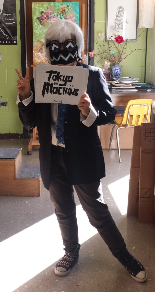 tokyo machine