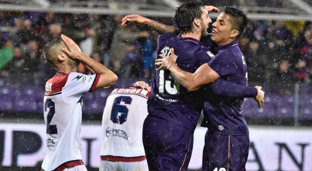 Video: Fiorentina vs Crotone