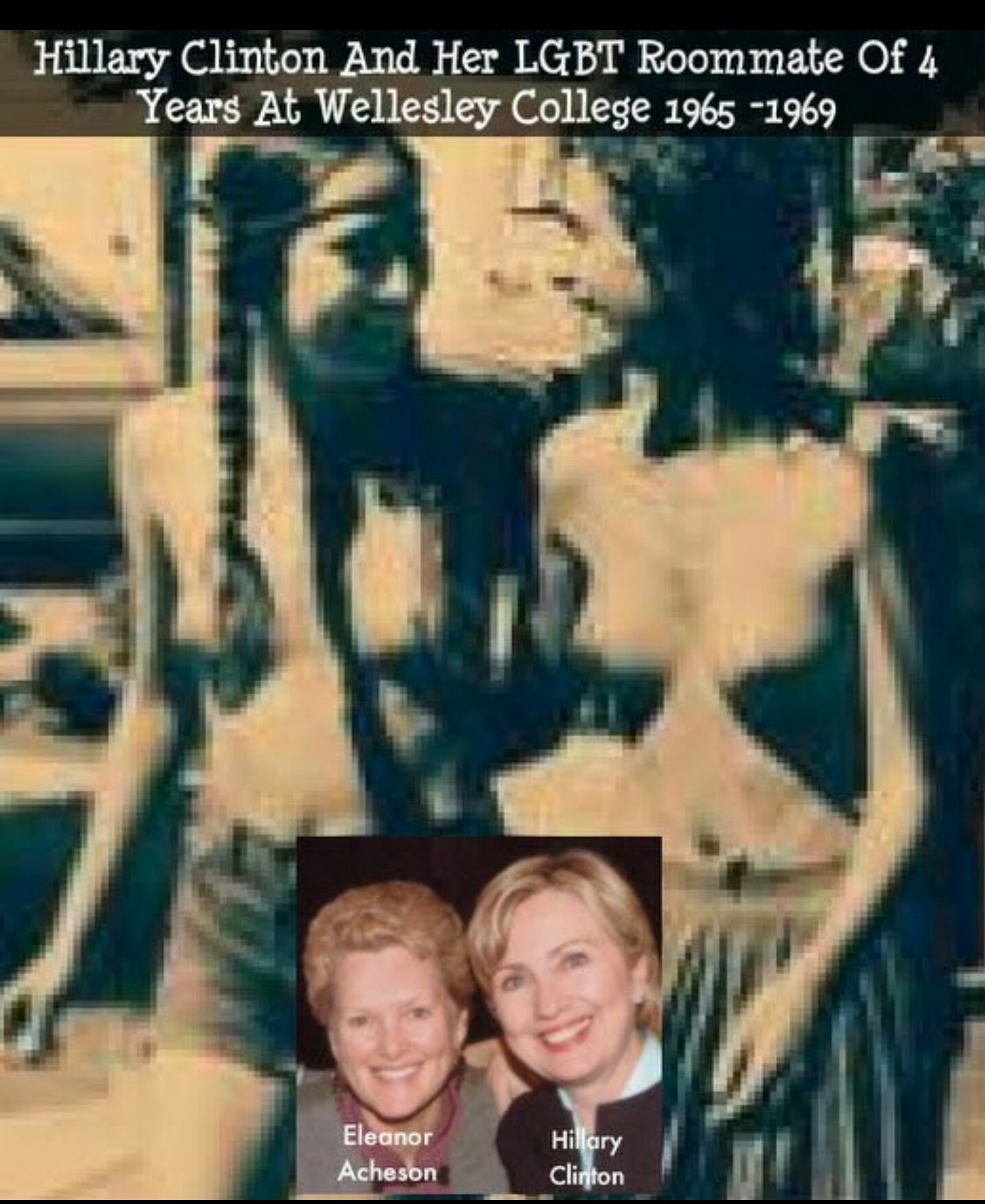 Topless Hillary Clinton nude photos 2019