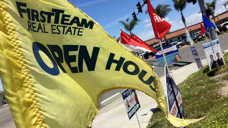 Southern California home sales dip in September