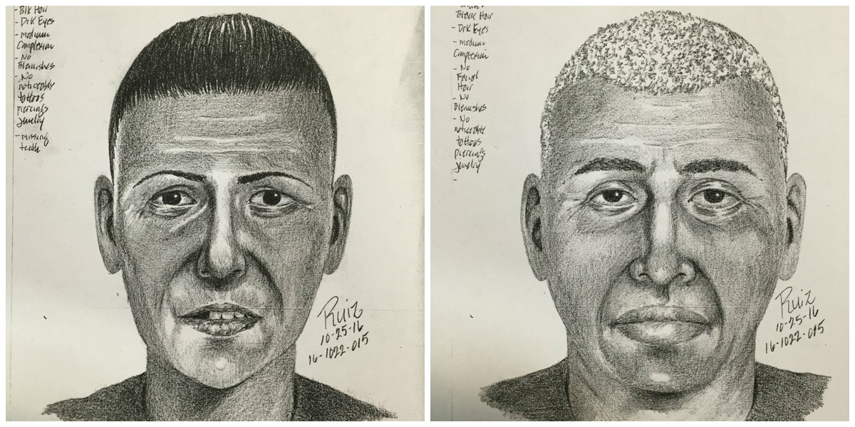 San Mateo police looking for two people who robbed mall employee at gunpoint.