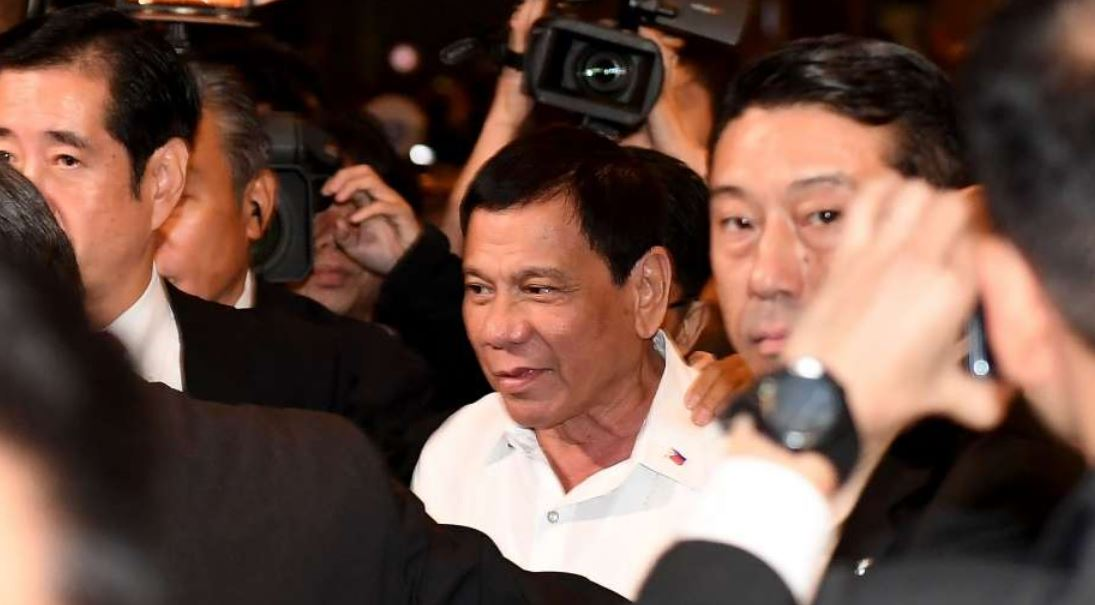Editorial: Philippines president gets more reckless by the day.