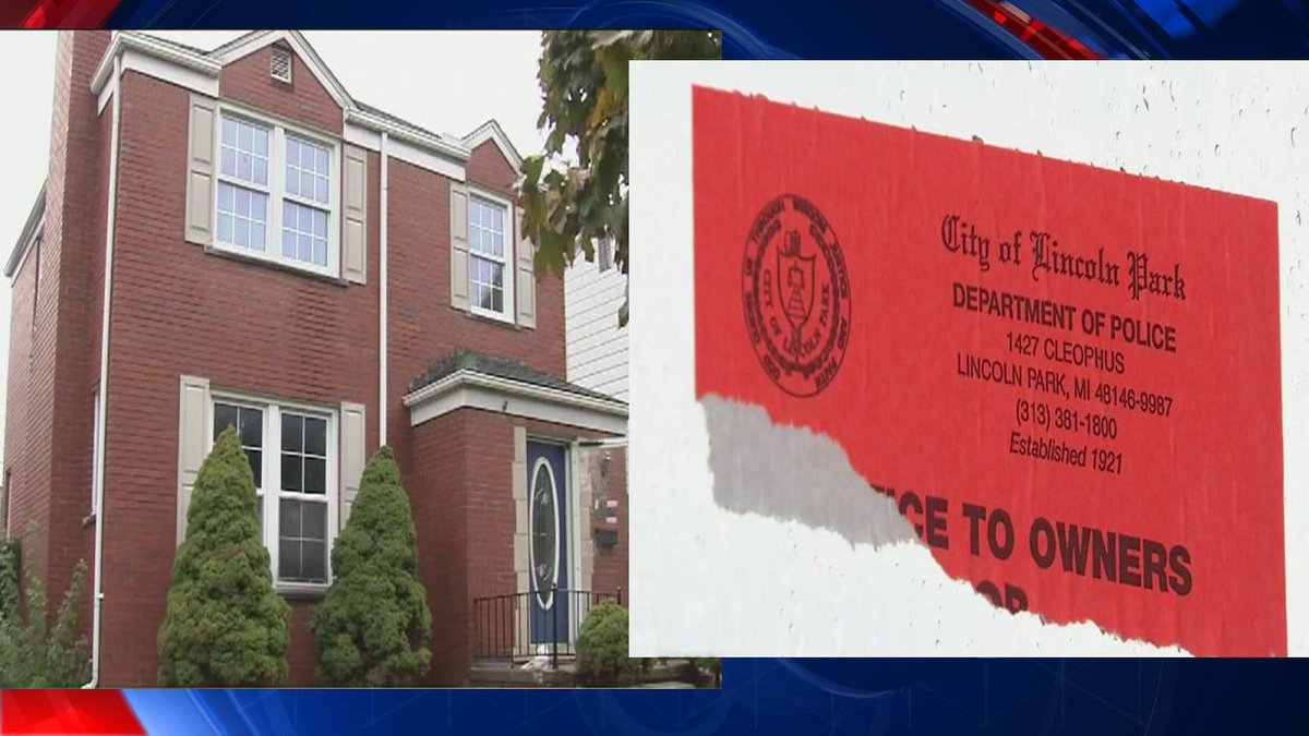 Lincoln Park family behind in back taxes left in cold after city sells home@JoshLandonFox2