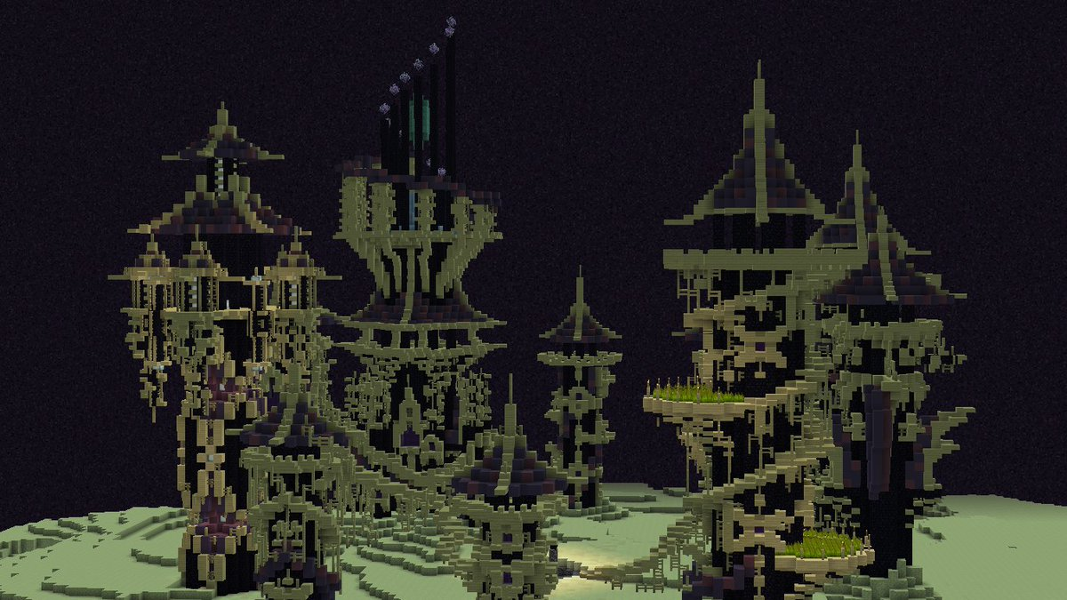 Grian on twitter how to make a minecraft obsidian pillar end 7 replies 6 retweets 72 likes sciox Gallery