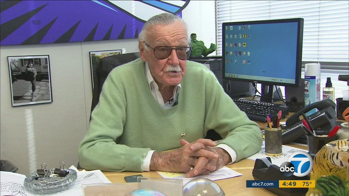 @TheRealStanLee to 'suit up' for Los Angeles Comic-Con this weekend