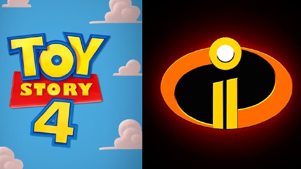 'Toy Story 4,' 'Incredibles 2' swap release dates