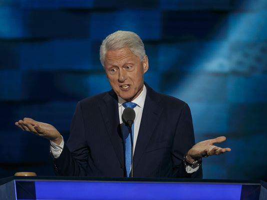 Aide: He arranged for $50M in payments for Bill Clinton