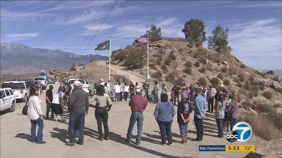 10 years later: Remembering the crew of Engine 57, killed in EsperanzaFire