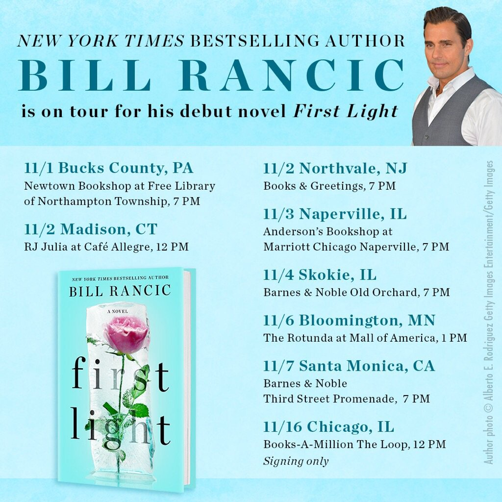 Book tour starts next week!! Hope to see you there. For tickets https://t.co/frQ2Byjbme https://t.co/WbGj9psZOy