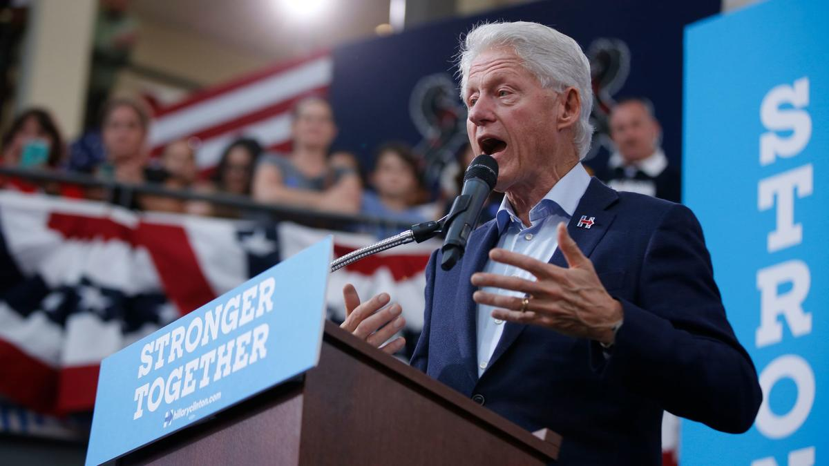 Leaked memo shows how aide steered millions to Bill Clinton, his charity