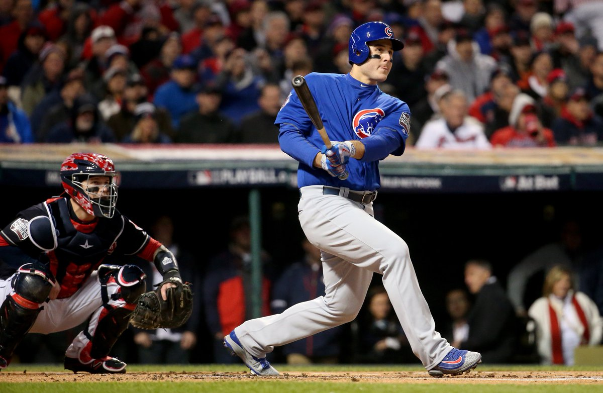 Cubs even World Series with 5-1 win in Game 2