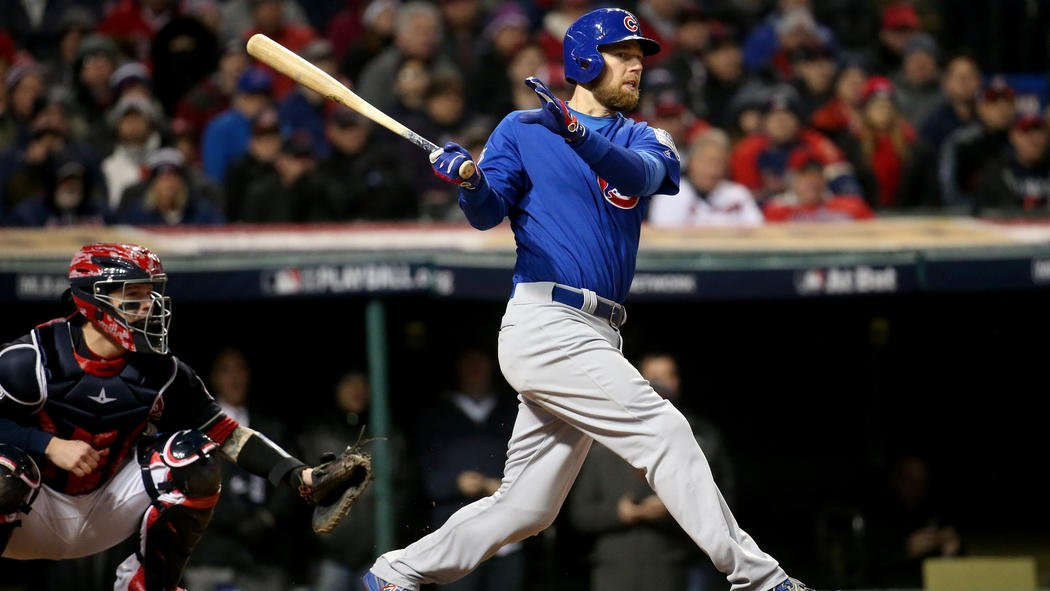 Game 2 turning point: Ben Zobrist's RBI triple sparks Cubs' 3-run fifth inning