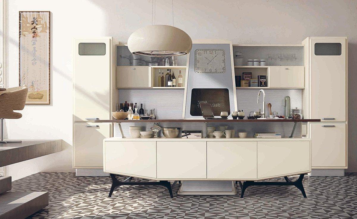 """raumideen on twitter: """"vintage küche im fifties-design <3 #vintage"""