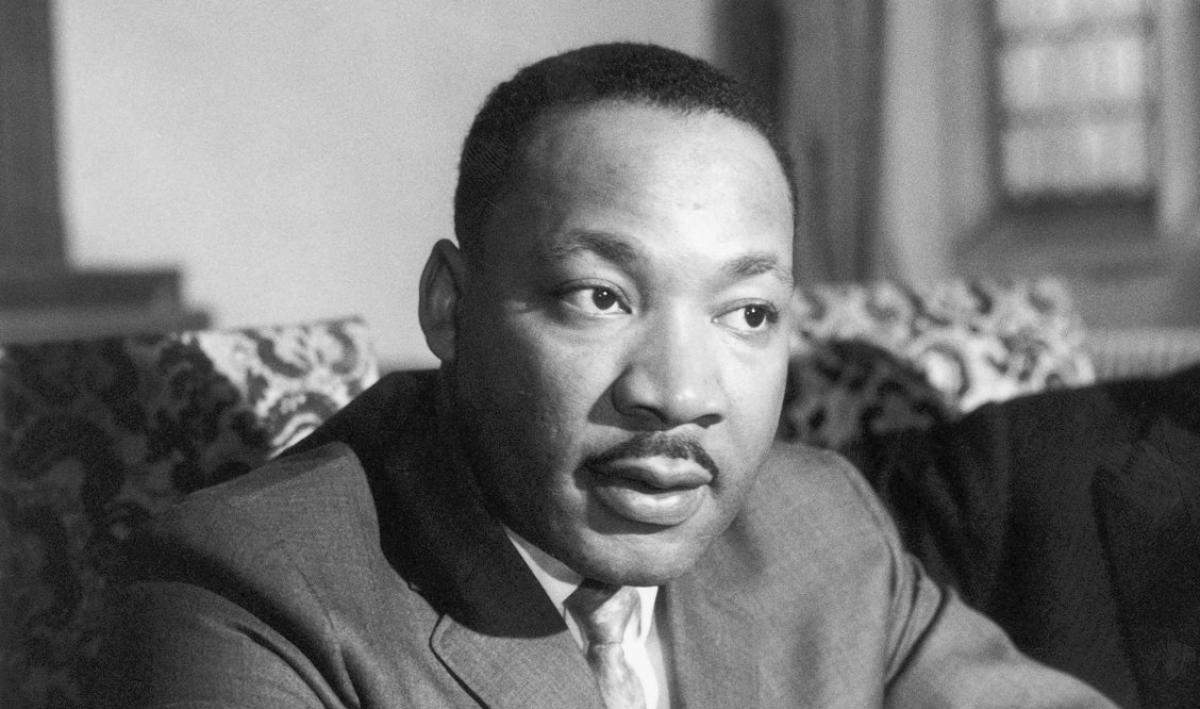 A Nobel Peace Prize program signed by Dr. Martin Luther King Jr. in 1964 is up for auction