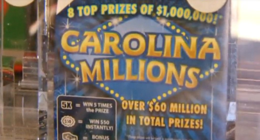 Wife buys scratch-off to teach husband lottery is a waste of money, wins $1M