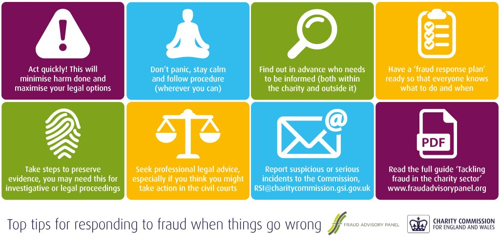 #CharityFraud happens. It's how you respond that matters https://t.co/c7a9Ur5dYL