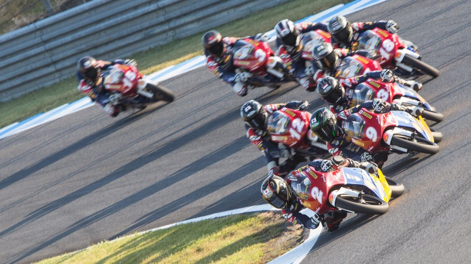 Showdown at Sepang for Shell Advance Asia Talent Cup riders https://t.co/ZjlpYXzB60 #asiatalentcup https://t.co/qOLcM2iWPO