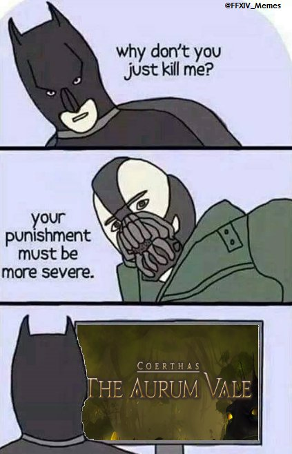 Funniest Ffxiv Memes