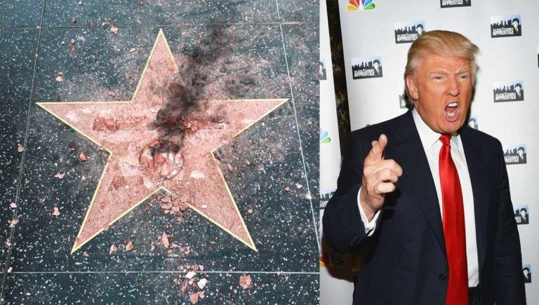 Destruction of Walk Of Fame star leaves @realDonaldTrump down to his last six Horcruxes. #HarryPotter https://t.co/CQHkx9JYZE