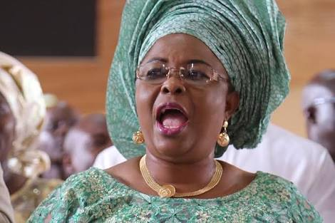 Patience Jonathan has been accused of sponsoring protests against Bayelsa Government over the state's decision to allot the Bayelsa Palm for herdsmen