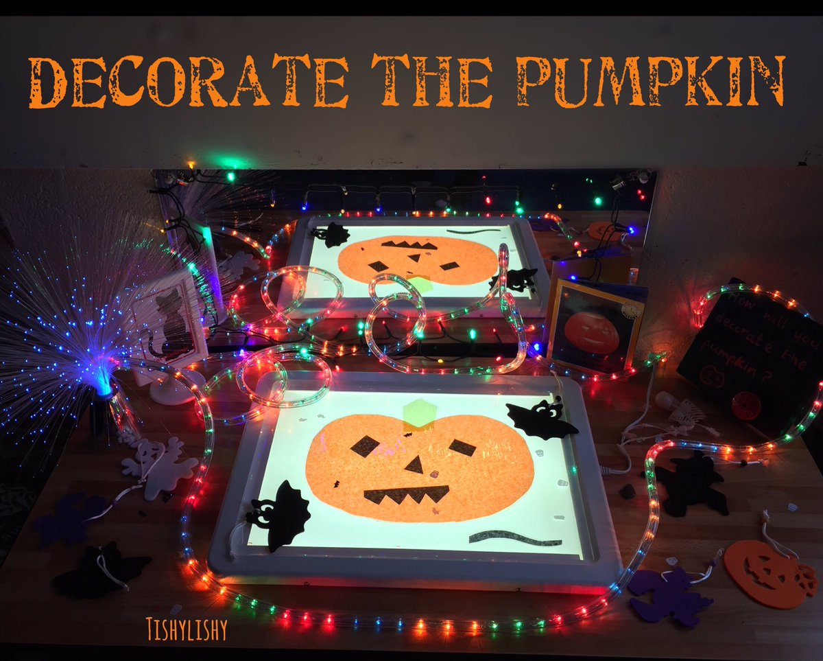 """Tishylishy on Twitter: """"Some Halloween ideas for the light panel"""
