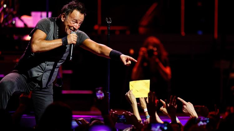 Here's why Bruce Springsteen's blue-collar heroes have made Donald Trump their rock star